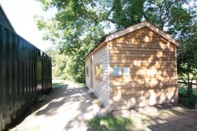Accessible Bunkhouse Exterior